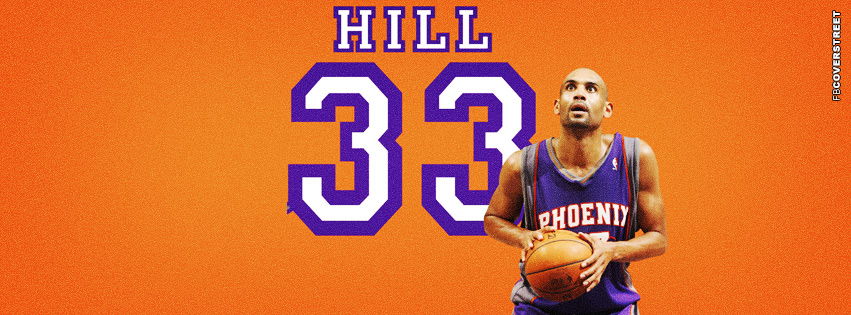 Phoenix Suns Grant Hill  Facebook Cover