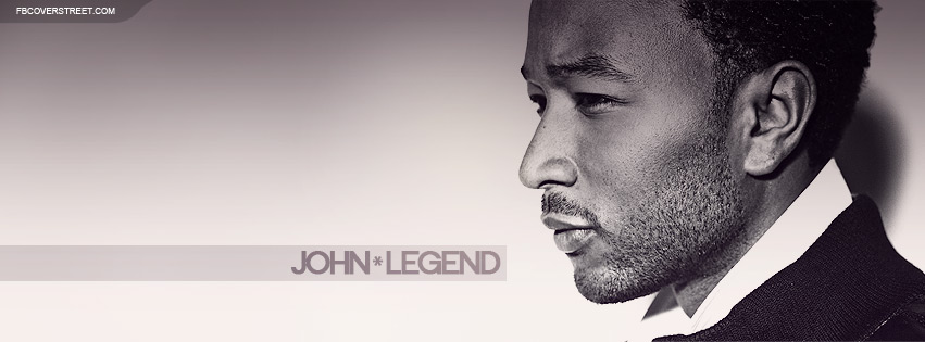 John Legend Facebook Cover