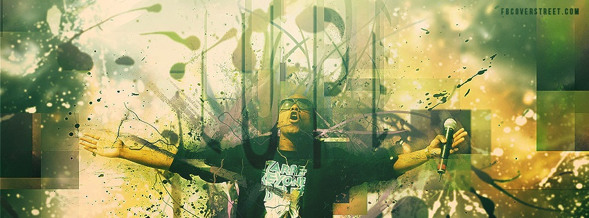 Lupe Fiasco 5 Facebook Cover
