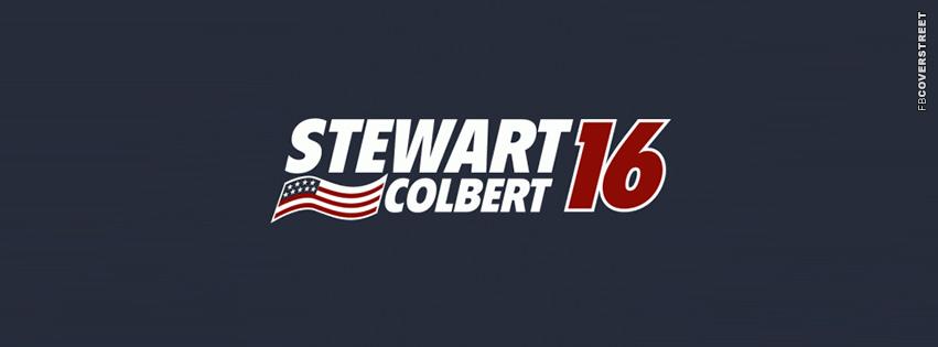 Stewart Colbert 2016  Facebook cover