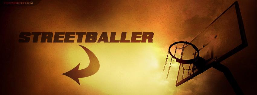 Streetballer Facebook Cover