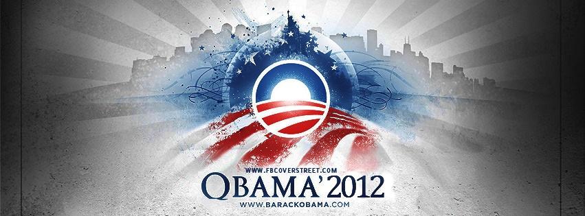 Barack Obama 2012 2 Facebook Cover