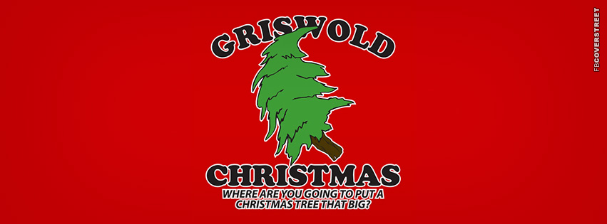Griswold Christmas Tree Facebook Cover