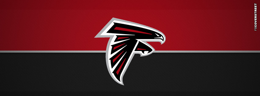 Atlanta Falcons Logo Facebook cover