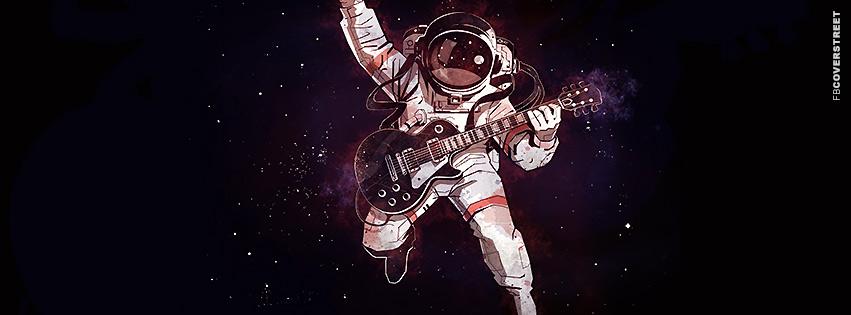 Rockin Astronaut  Facebook cover