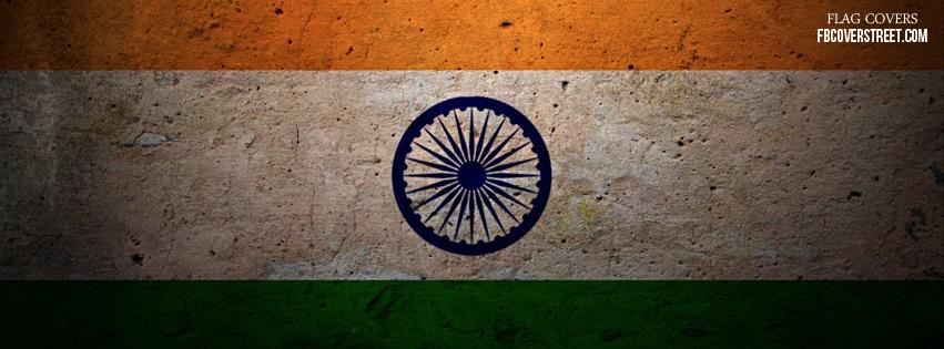 India Flag Facebook Cover