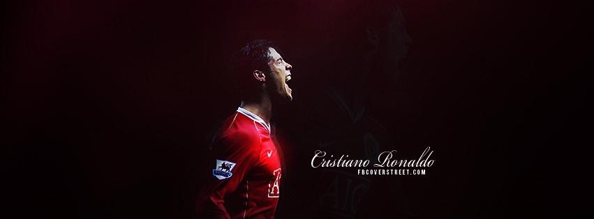 Cristiano Ronaldo 3 Facebook Cover