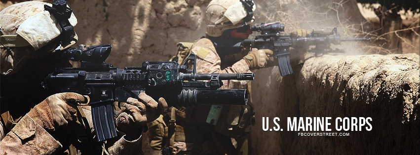 US Marine Corps Facebook Cover