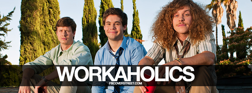 Workaholics Rooftop Facebook cover