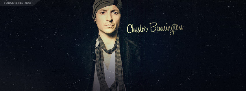 Chester Bennington Facebook Cover
