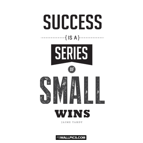 Success Is A Series  Facebook picture