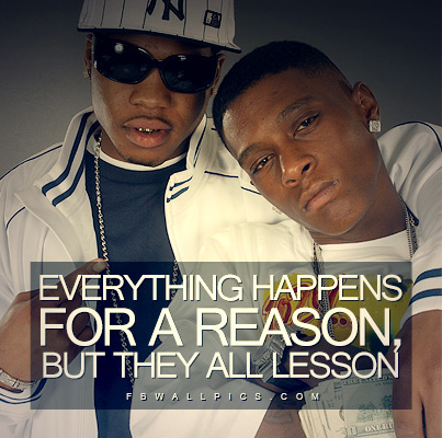 Lil Boosie Lessons Quote Facebook picture