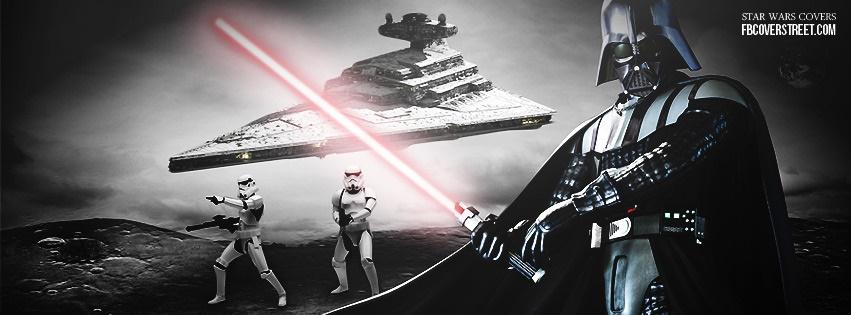 Dark Side Facebook Cover
