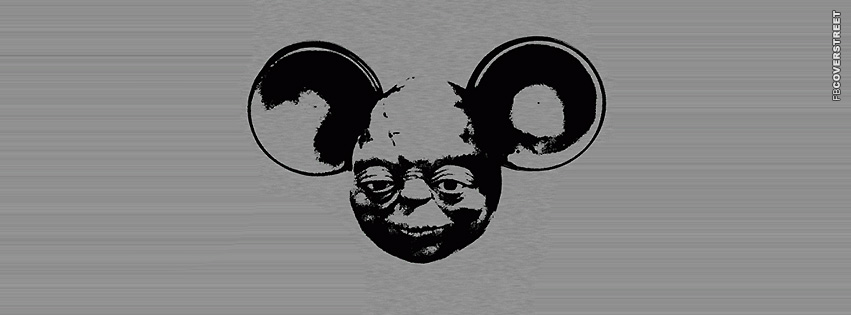 Yoda Mickey Mouse  Facebook Cover