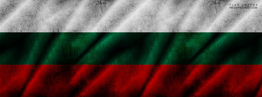 Bulgarian Flag Facebook Cover