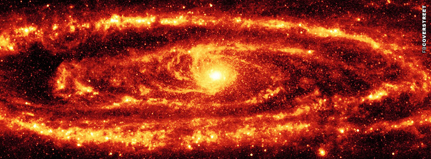 Fire Galaxy Cover FB  Facebook cover