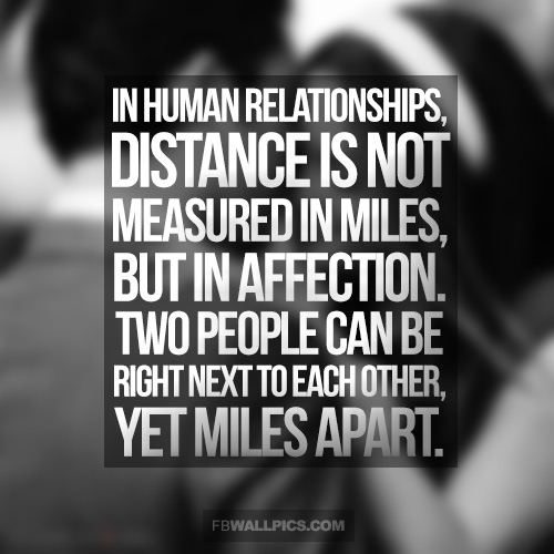 Human Relationships Quote Facebook picture