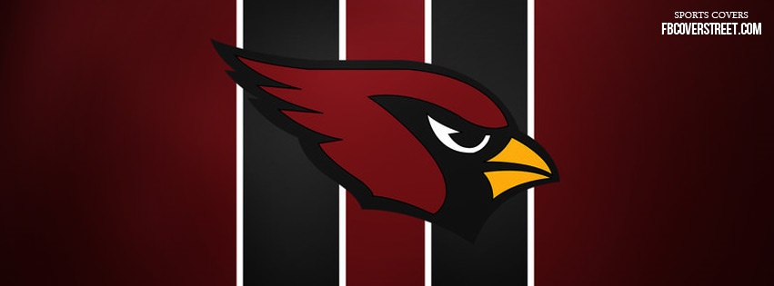 Arizona Cardinals Logo 1 Facebook cover
