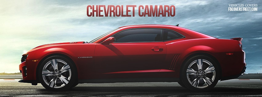 2012 Chevrolet Camaro 1 Facebook cover