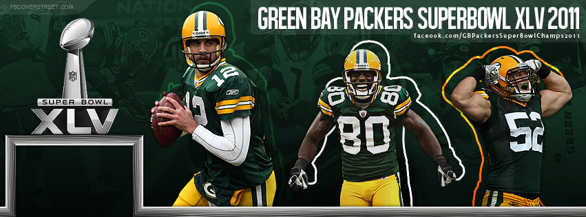 Green Bay Packers Fan Page Facebook Cover
