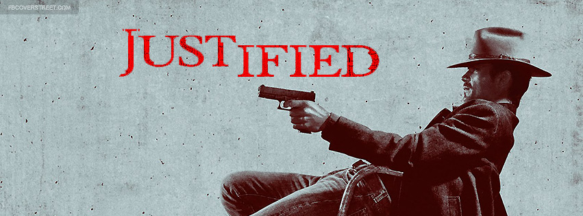 JUSTIFIED Logo - See photos of the FX Western/Crime TV