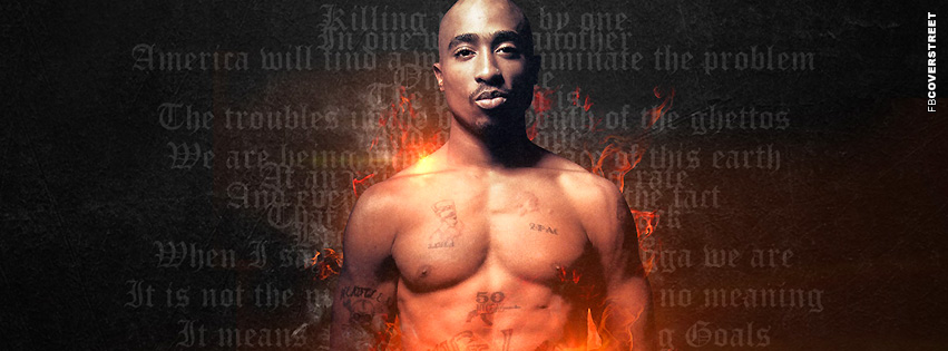 Tupac Poetry Edit  Facebook Cover