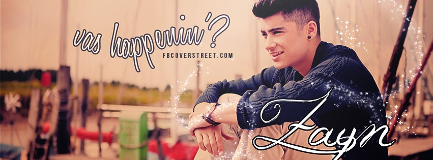 Zayn Malik 4 Facebook Cover