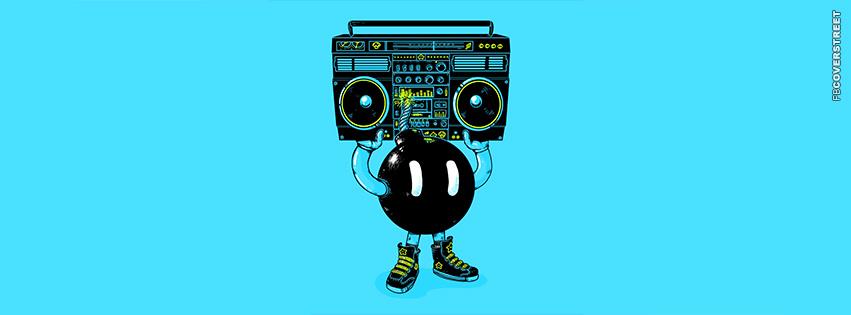Bomb Radio  Facebook cover
