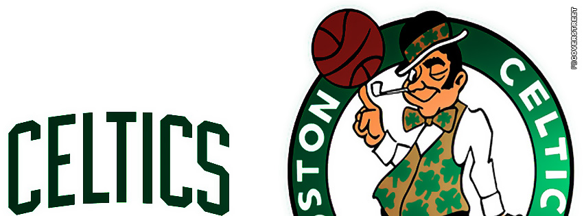 Boston Celtics Logo FB Cover  Facebook cover