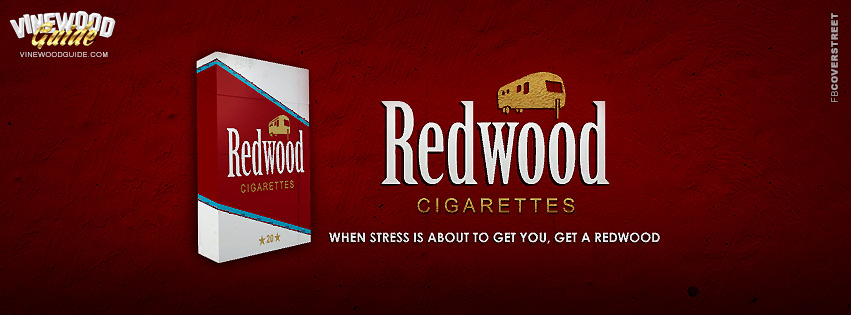 GTA V Redwood Cigarettes Facebook Cover - FBCoverStreet.com