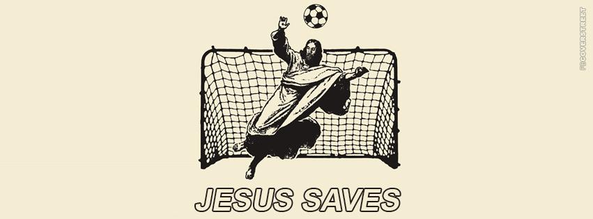 Jesus Saves  Facebook cover