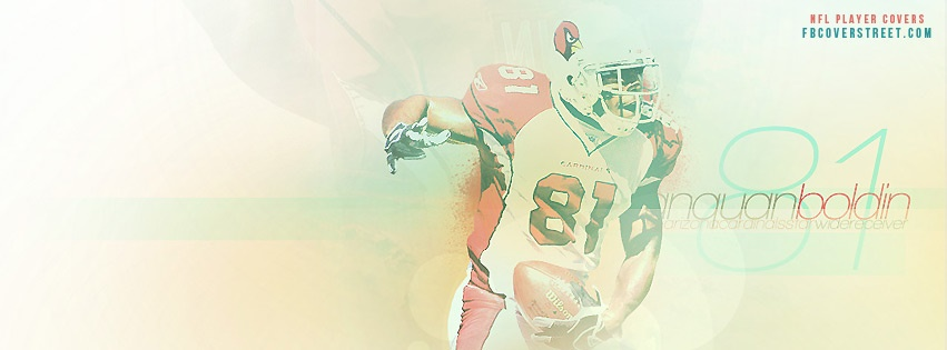 Anquan Boldin Arizona Cardinals Facebook cover