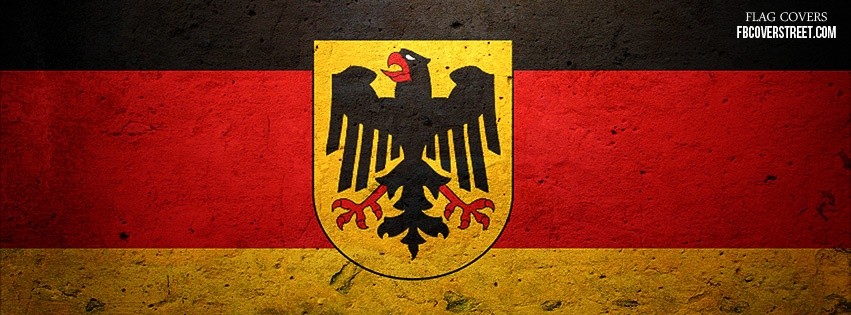 Germany Flag Facebook Cover