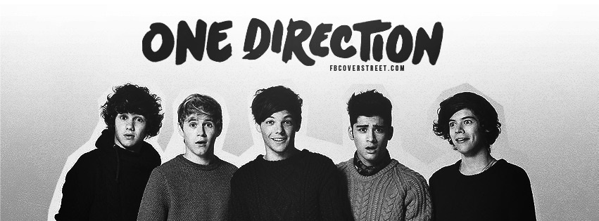 One Direction 8 Facebook Cover - FBCoverStreet.com