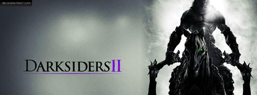 Darksiders II Facebook Cover