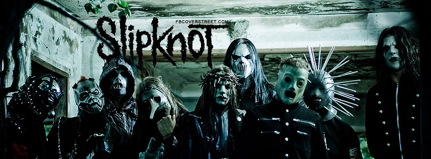 Slipknot 2 Facebook Cover