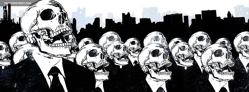 Dead Society Facebook Cover Fbcoverstreetcom