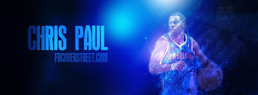 Chris Paul Hornets Facebook Cover
