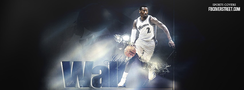 John Wall Washington Wizards 3 Facebook Cover