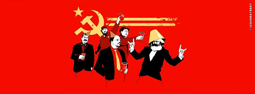 Communist Party  Facebook Cover