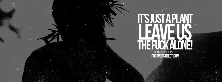 Leave Us Alone Facebook Cover