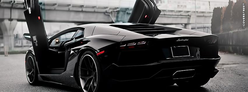 Aventador Lamborghini Facebook cover