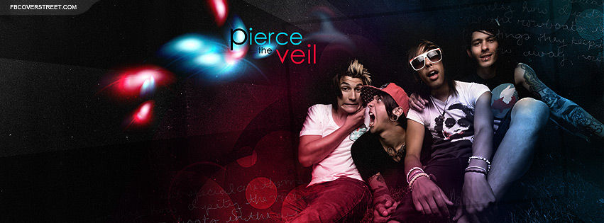 Pierce The Veil Facebook Cover