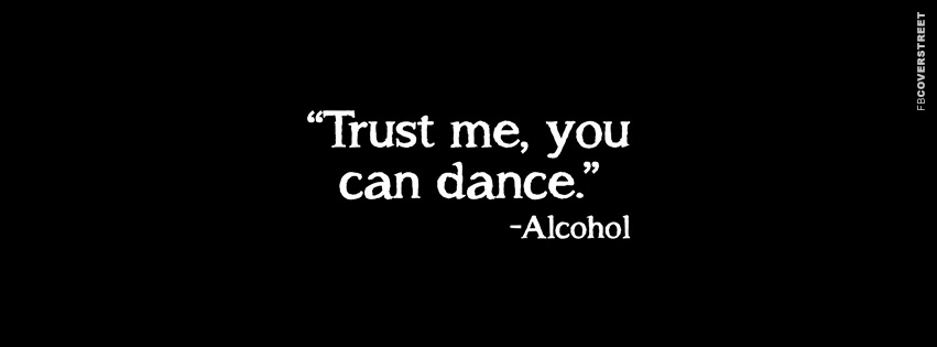 Trust Me You Can Dance  Facebook Cover