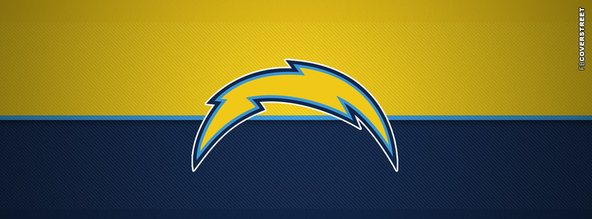 San Diego Chargers Logo Facebook Cover