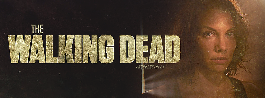 The Walking Dead Season 5 Maggie Facebook Cover