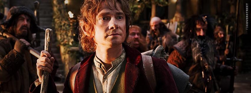 Bilbo Baggins The Hobbit Photograph Facebook cover