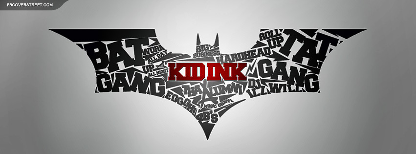 Kid Ink Bat Gang Facebook Cover