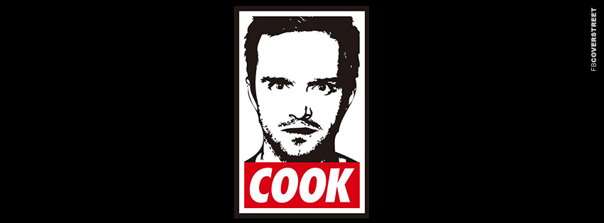 Jesse Pinkman Meth Cook  Facebook Cover
