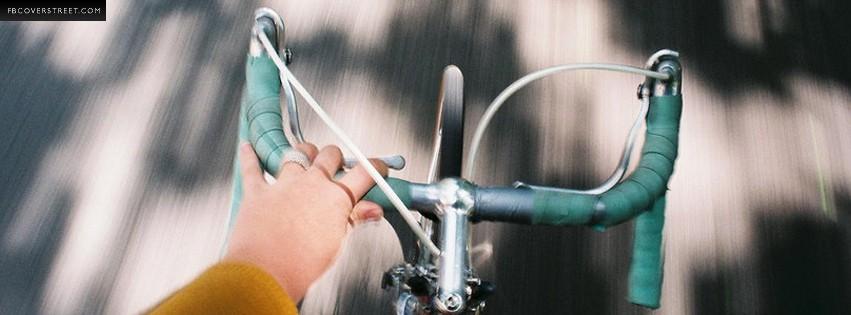 Vintage Photo Bike Ride  Facebook cover